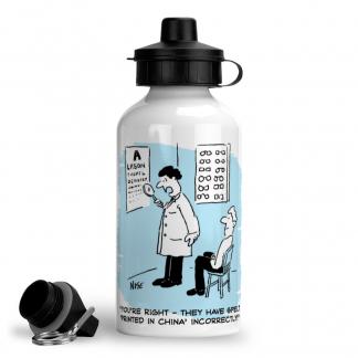 Optician Water Bottle